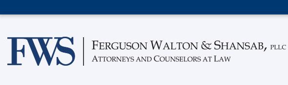Ferguson Walton & Shansab PLLC Logo